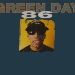 Green Day 86 single