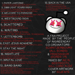 Green Day Cover Project Credits