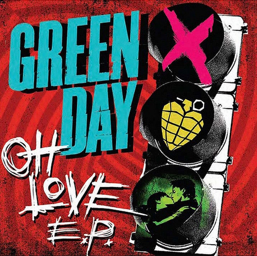 Green Day Oh Love E.P.
