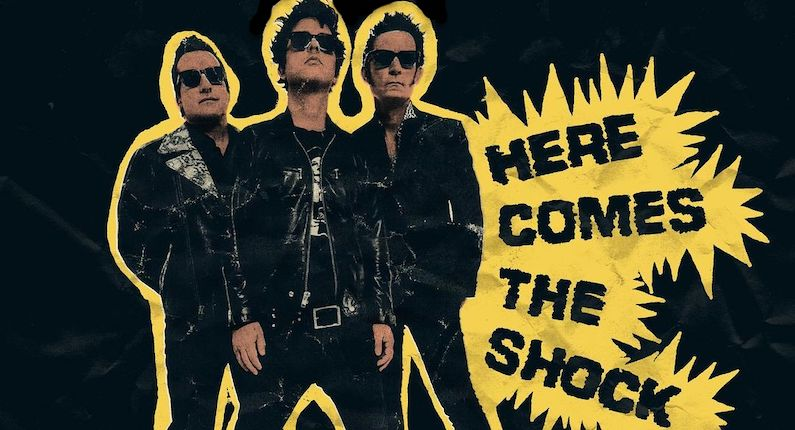 Green Day to debut new single 'Here Comes The Shock'