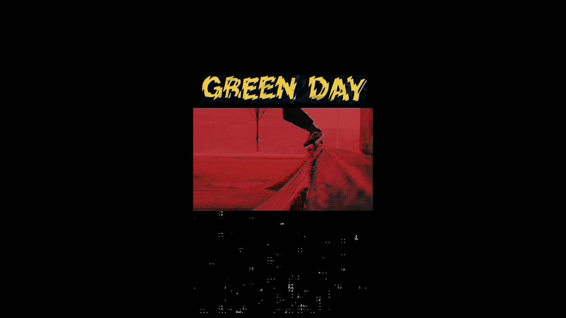 Green Day Pollyanna music video