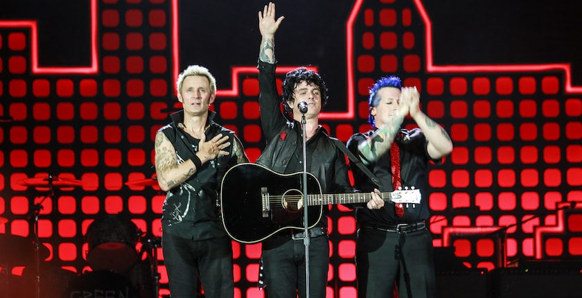 Green Day to perform at Global Citizen Live