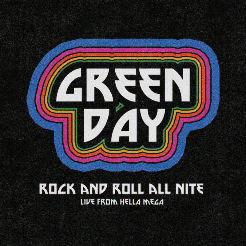 Green Day - Rock And Roll All Nite