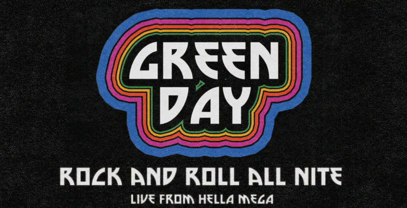 Green Day cover KISS in new live video